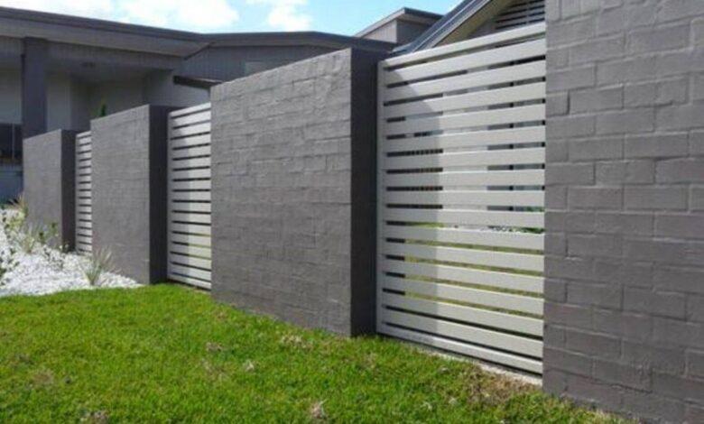 Kocaeli dekoratif perde beton uygulamaları