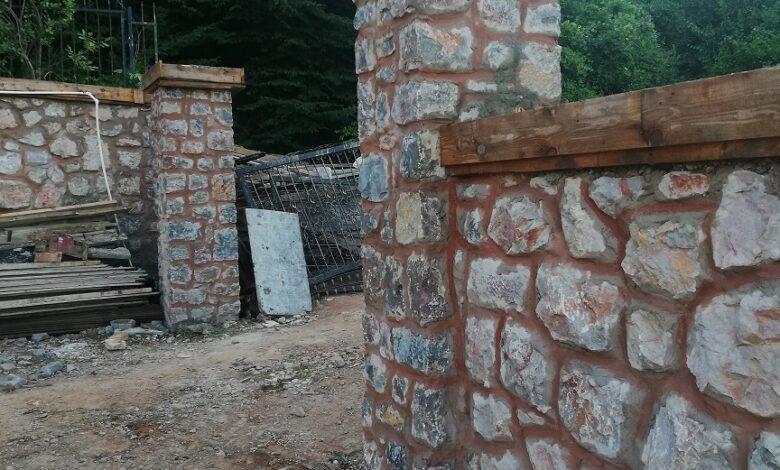 Bahçe duvarı imalat ve uygulamaları Kocaeli